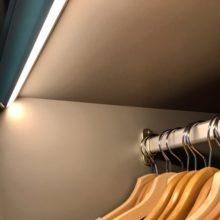 4 meter garderobekast